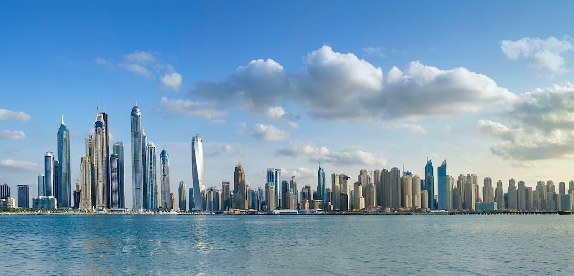 Escort Dubai Skyline